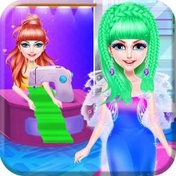 Frozen Princess Tailor Boutique