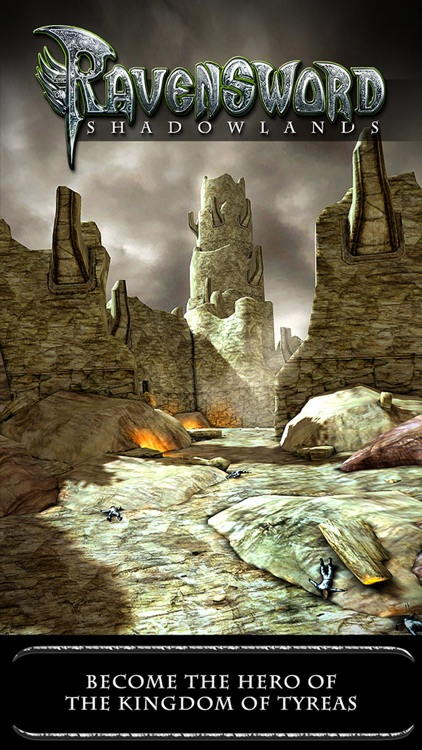 Ravensword: Shadowlands screenshot-2