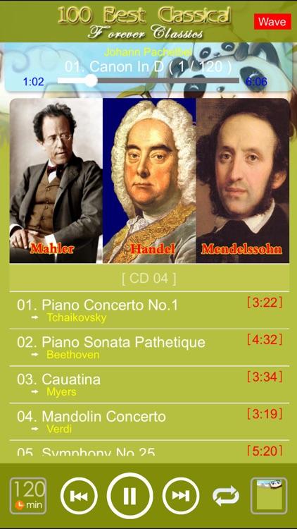 [10 CD]100 best classical screenshot-4