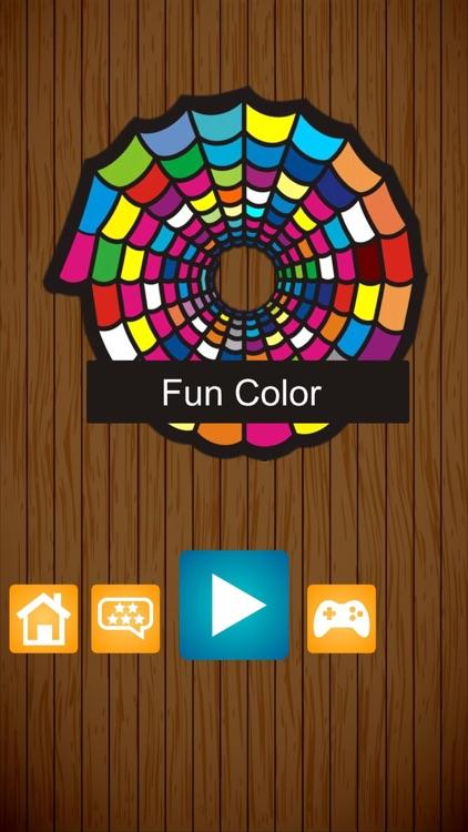 Fun color Puzzle