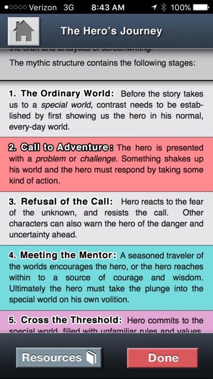 Story Compass