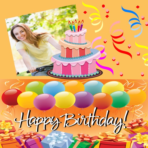 Birthday Greeting Card Maker For Wishes & Messages