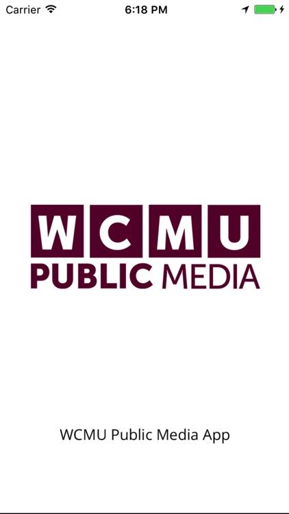WCMU Public Media App