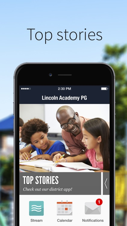 Lincoln Academy PG screenshot-0