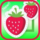 Избранные фрукты матч карточной игры для детей icon