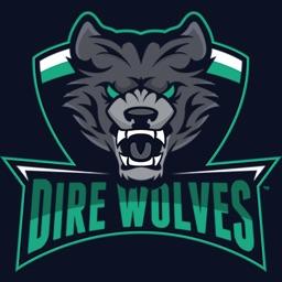 Dire Wolves Moji