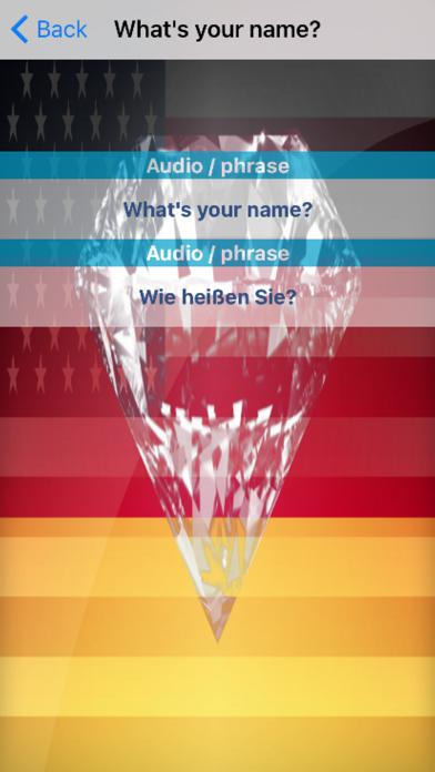 German Phrases screenshot 3