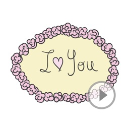 Animated I Love You Stickers