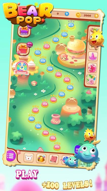 Bear Pop - Bubble Shooter Game screenshot-4