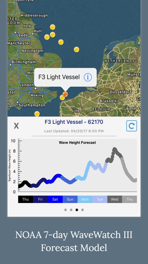 EU, UK, and Ireland Boating App 截图