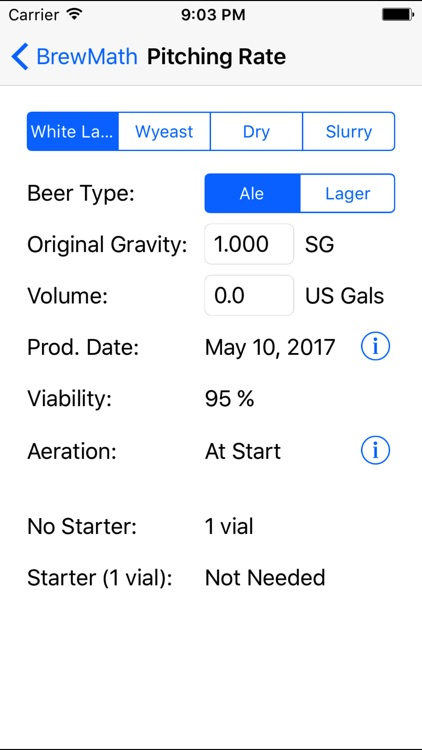 BrewMath screenshot-2