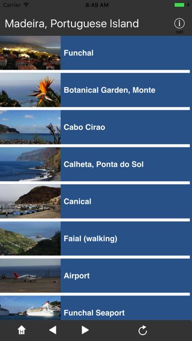 Madeira, Portuguese Island screenshot 1
