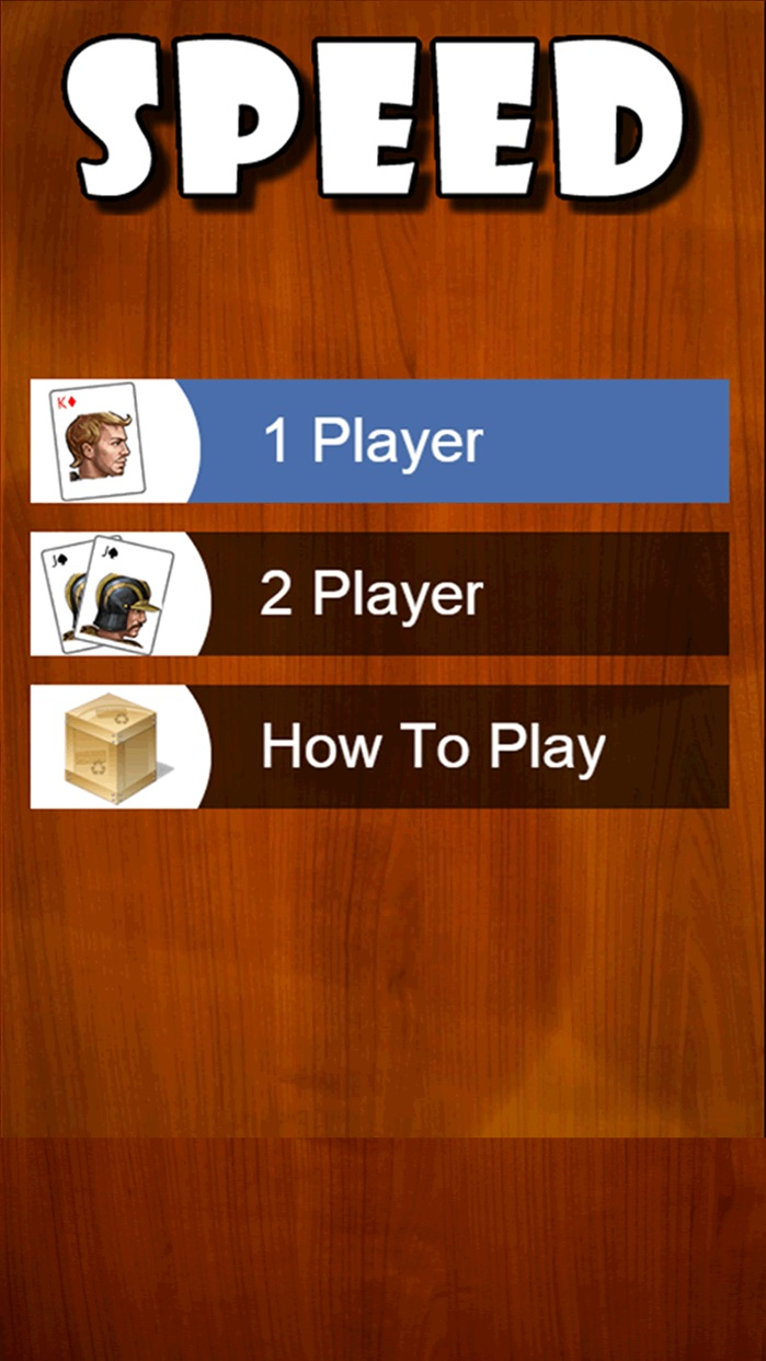 Speed the Card Game (Spit Slam) Screenshot