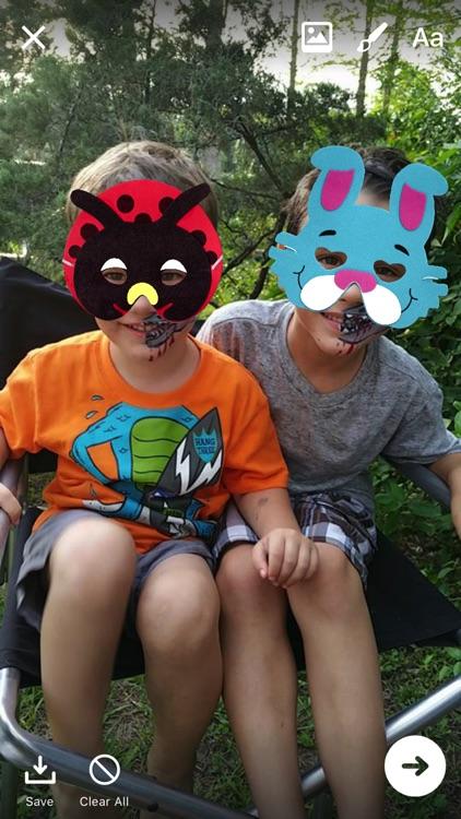 Animal Masks screenshot-3