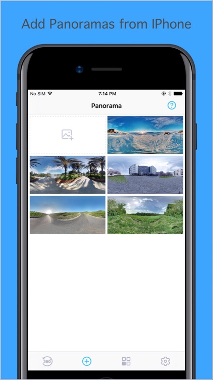 Panoramas Pro - 360° Panoramic Photos  Viewer screenshot-3