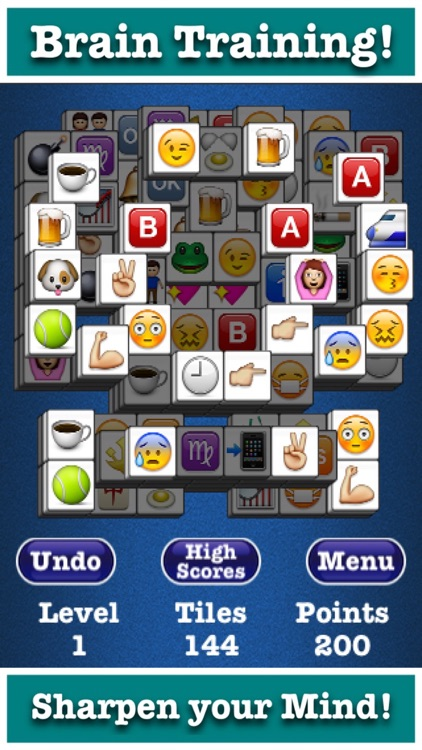 Mahjong Jewels™ Deluxe Brain Training Memory Game! screenshot-4