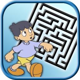 Mazes – logic games