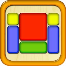旋转积木拼图 - 烧脑小游戏