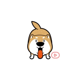 Doggomoji - doge animated gif stickers
