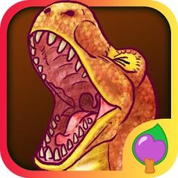 Dinosaur adventure of Coco:Fun dino game and story