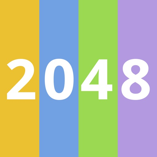 2048 Colors Tile Puzzle Game: Challenge your brain