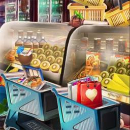 分享美食 - 经典找东西游戏