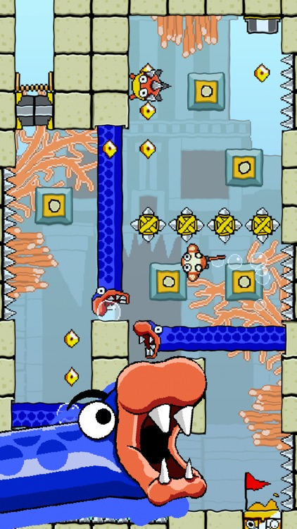 Swing King and the Temple of Bling screenshot-4
