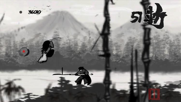 SumiKen : Ink Blade Samurai screenshot-0