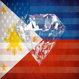 Filipino Phrases Diamond 4K Edition