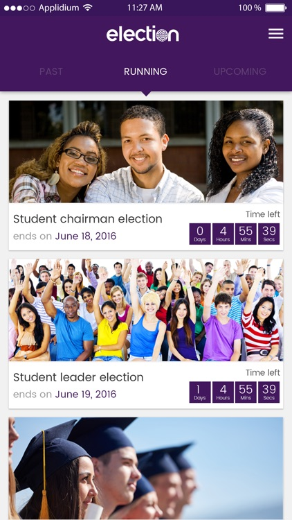 Election App screenshot-1