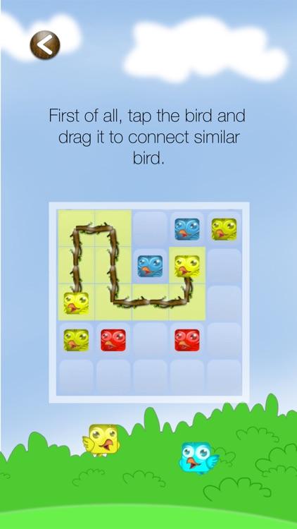 Link Birds Line screenshot-3