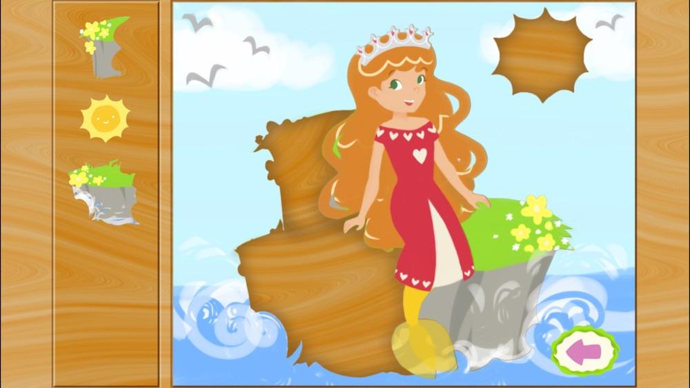 Mermaid Princess Puzzles Games Cheat Codes