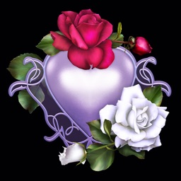 Roses For You Sticker Pack For iMessage