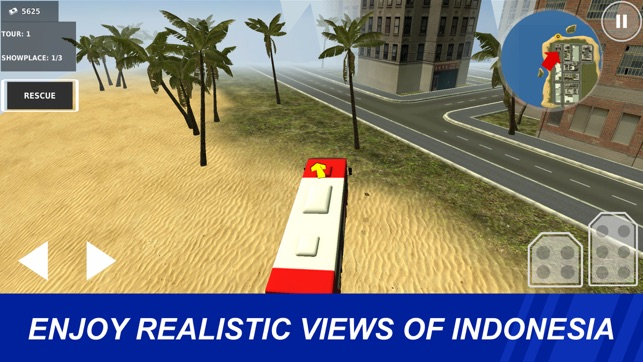 Telolet Bus Simulator: Indonesia on the App Store