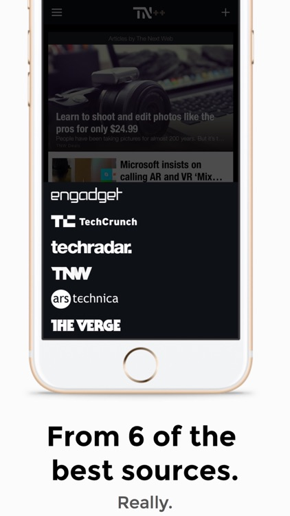 Tech News++ screenshot-2
