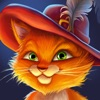 Puss in Boots ~ Interactive Storybook for Children