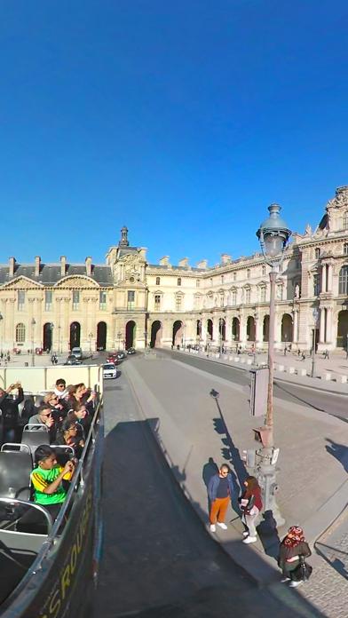 VR Paris Bus Trip Virtual Reality Travel 360のおすすめ画像5