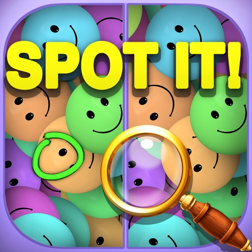 what's the Diff two-Spot the Hidden Objects