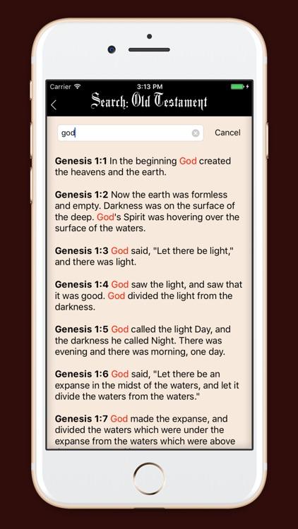 World English Bible - Old Testament,New Testament screenshot-4