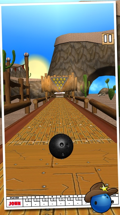 Bowling Western screenshot-3