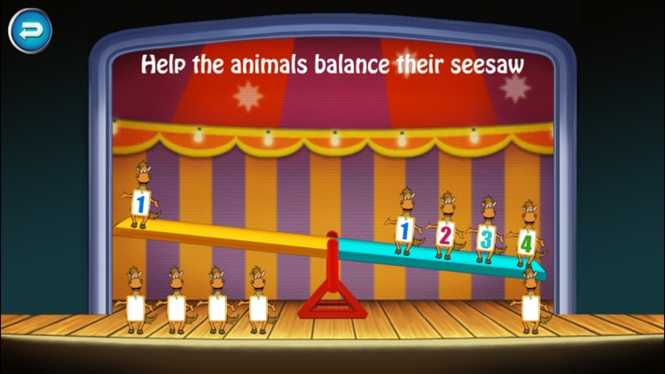 Circus Math School- Toddler & Kids Learning Games screenshot-4