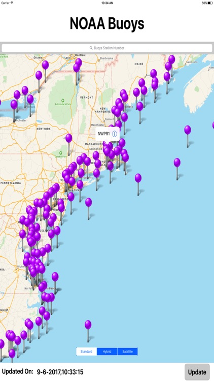 Noaa Buoys Stations MGR screenshot-4