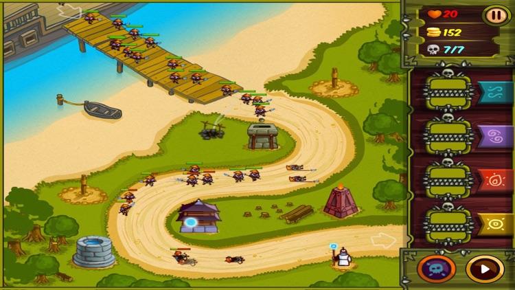 元素保卫战 screenshot-3