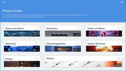 Physics Studio screenshot one