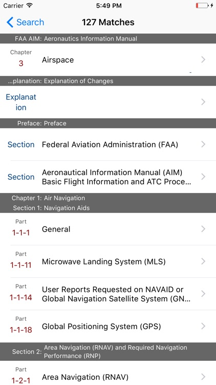 FAA AIM/Aeronautical Information Manual (LawStack) screenshot-4