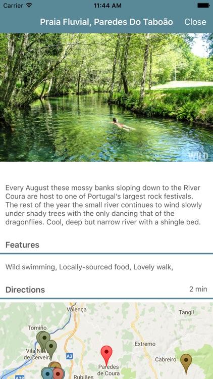 Wild Guide Portugal screenshot-3