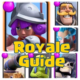 Guide for Clash Royale - Deck Builder & Tips