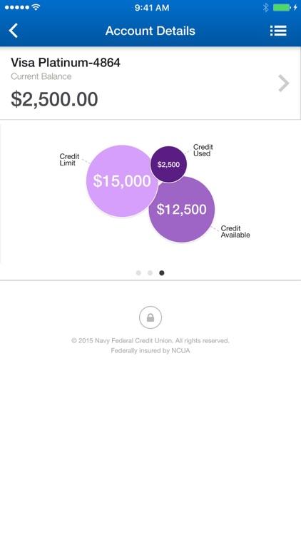 Navy Federal Credit Union screenshot-3