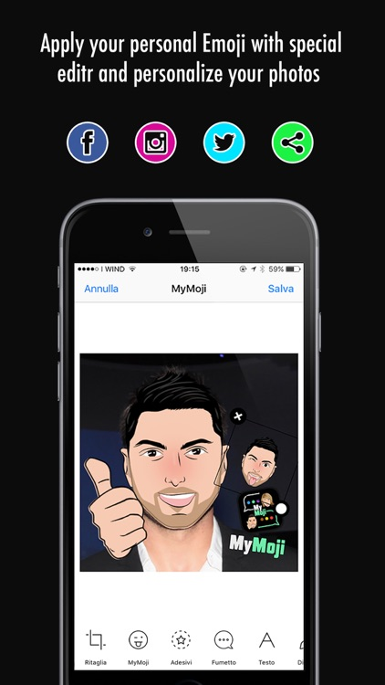 MyMoji Maker screenshot-3