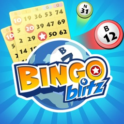 Bingo Blitz: Bingo Live Rooms & Slot Machine Games
